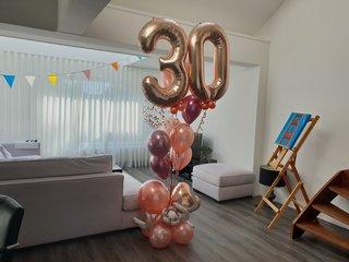 Helium ballonnen & ballonboeketten