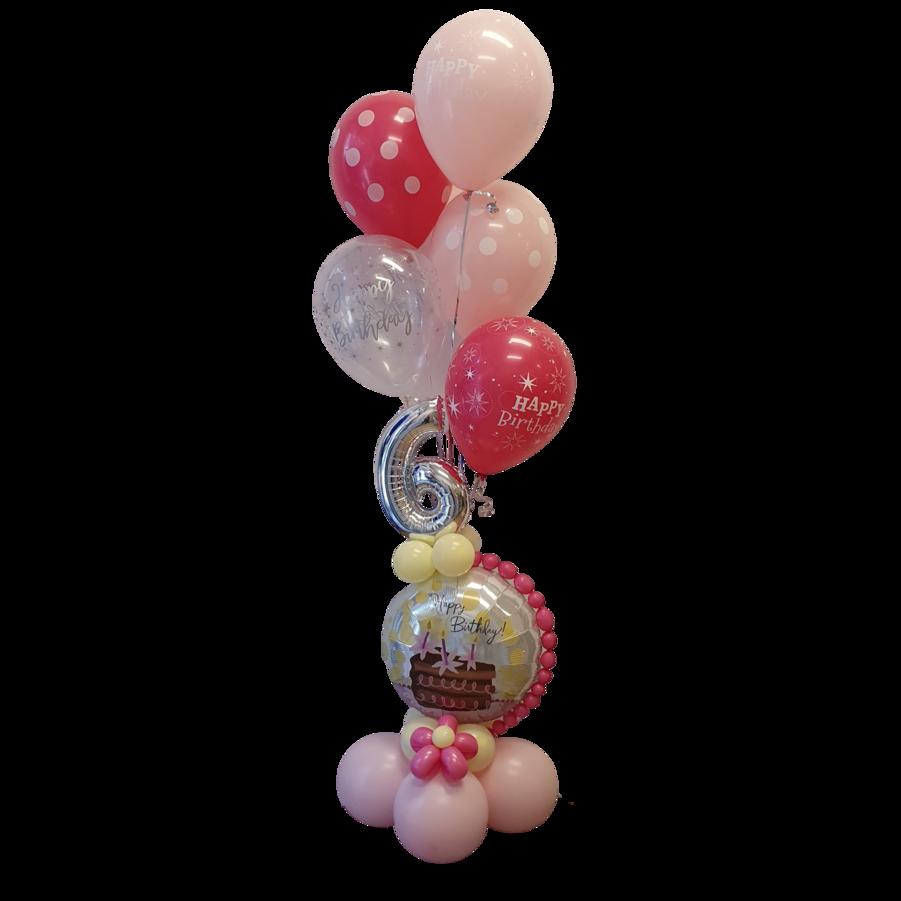Kleine-Ballonboeketten