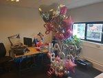 Lovedeco - ballontros happy birthday luxe