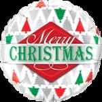 Lovedeco - Merry Christmas trees