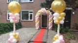 Lovedeco - Rode loper bruiloft