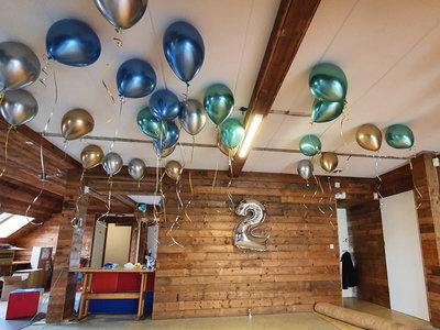 Losse 28 cm helium ballonnen