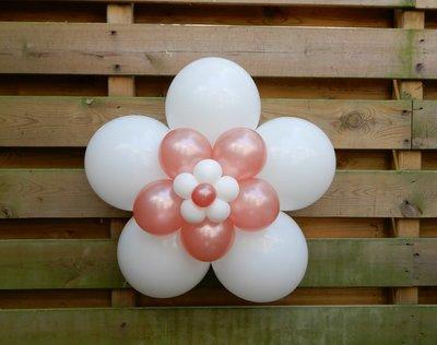 Welp Leuke ballonbloemen om de ruimte mee te versieren - Lovedeco LT-06