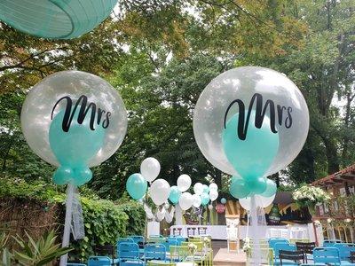 Mega helium ballonnen