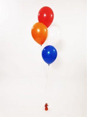 Koningsdag Helium trossen