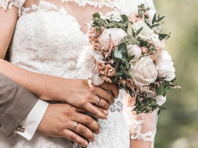 Lovedeco - Bruidsboeket