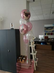 Lovedeco - Folie helium trossen