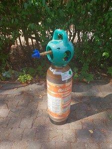 Lovedeco - Balloonium 10 liter helium tank