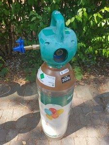 Lovedeco - Balloonium 20 liter helium tank