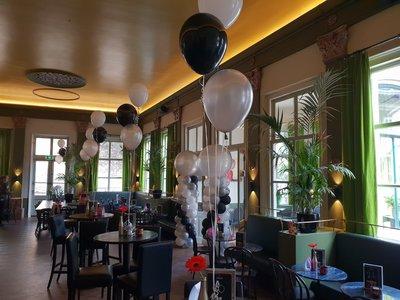 Lovedeco - Helium tros 3 ballonnen