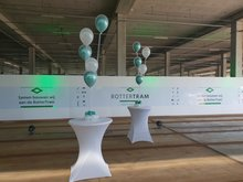 Lovedeco - Helium tros 5 ballonnen